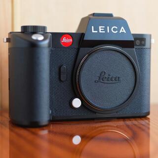 LEICA - Leica SL2 ライカ 試写のみ 新品同様 2年保証 Mアダプタ フィルム付