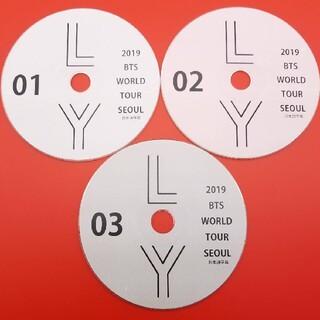 防弾少年団(BTS) - BTS 防弾少年団 バンタン2019 WORLD TOUR SEOUL3枚組