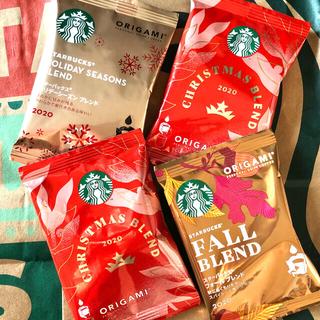 Starbucks Coffee - スターバックスコーヒー ☆ オリガミブレンド4袋