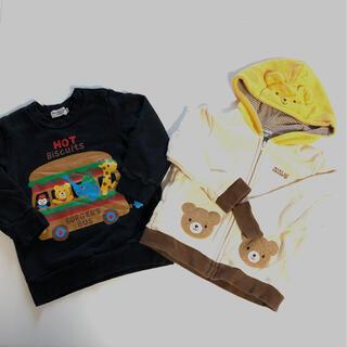 ホットビスケッツ(HOT BISCUITS)のパーカー&トレーナー(Tシャツ/カットソー)