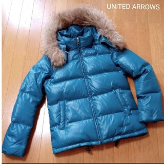 UNITED ARROWS - UNITED ARROWS ダウンジャケット Mサイズ