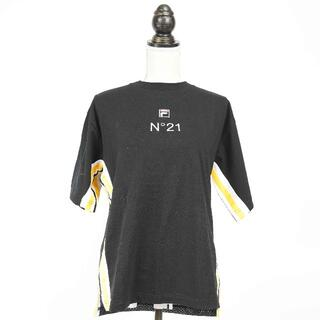 FILA - [N21×FILA]日本限定カプセルコレクション Tシャツ レディースSサイズ