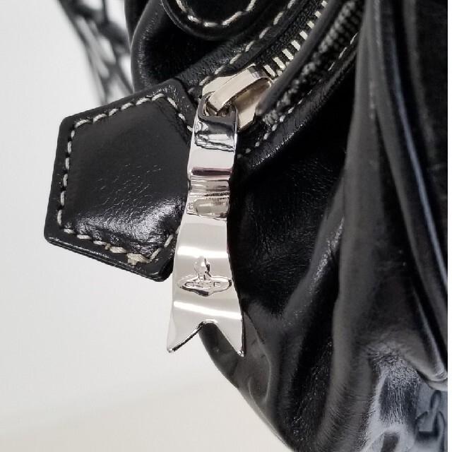 Vivienne Westwood(ヴィヴィアンウエストウッド)の美品 vivienne westwood ヴィヴィアンショルダー レディースのバッグ(ショルダーバッグ)の商品写真
