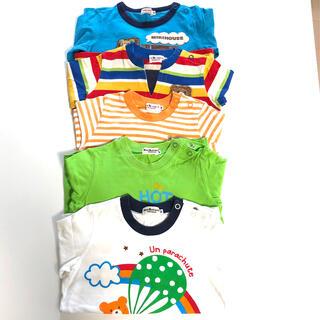 ホットビスケッツ(HOT BISCUITS)のカットソー 5点セット(Tシャツ/カットソー)