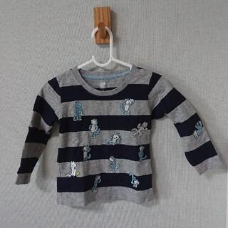 Design Tshirts Store graniph - グラニフ 11ぴきのねこ 長袖Tシャツ