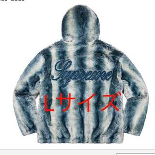 Supreme - 【Lサイズ】定価 Supreme Faux Fur Reversible