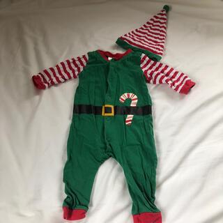 H&M - クリスマス ロンパース