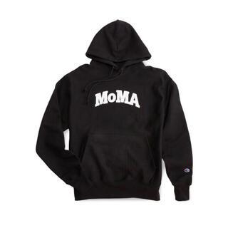 MOMA - Champion MoMA ブラック パーカー L