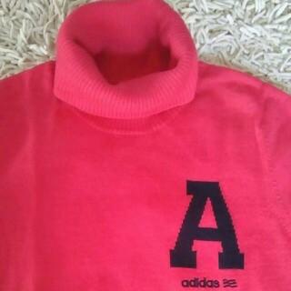adidas - アディダス タートルネックセーター