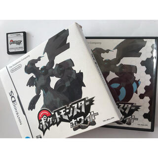 ニンテンドー3DS - ポケットモンスターホワイト DS