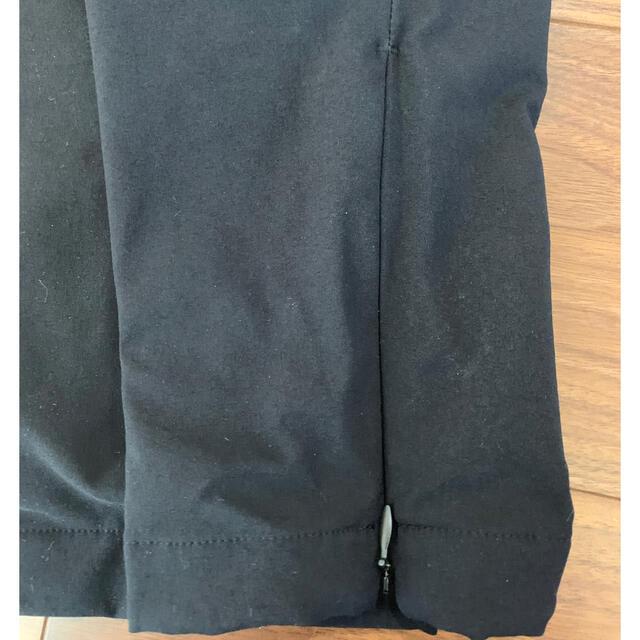 """UNIQLO(ユニクロ)のUNIQLO ヒートテックウォームイージーパンツ 暖パン """"M"""" ブラック レディースのパンツ(カジュアルパンツ)の商品写真"""