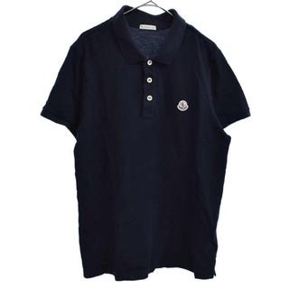 モンクレール(MONCLER)のMONCLER モンクレール 半袖ポロシャツ(ポロシャツ)