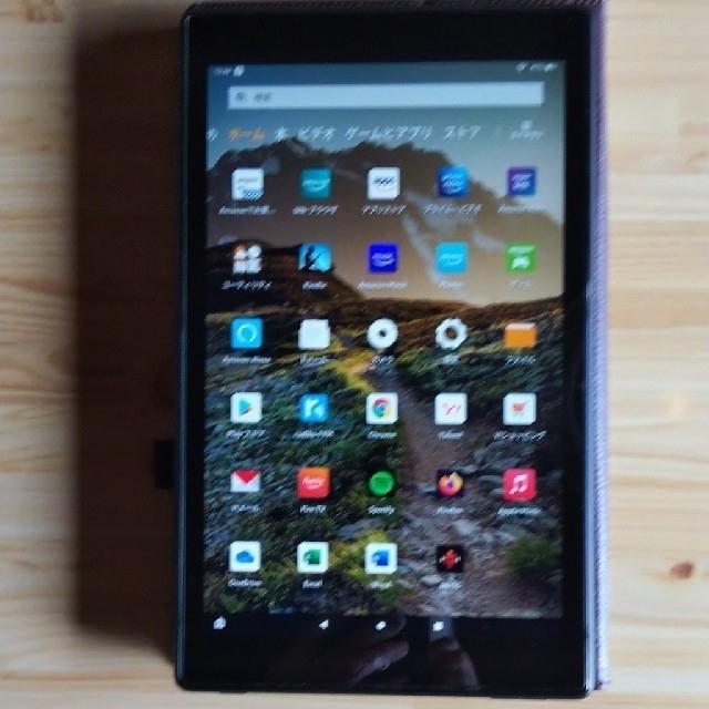 Fire HD 10 タブレット  32GB(第九世代) スマホ/家電/カメラのPC/タブレット(タブレット)の商品写真