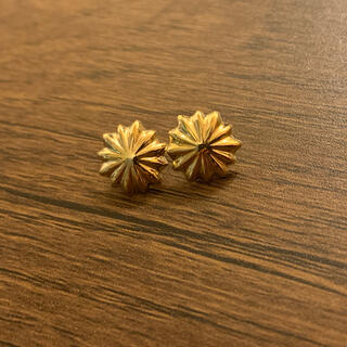 goro's - ゴローズ  金アポロ無垢ビーズ 2個セット