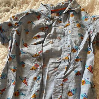 ザラキッズ(ZARA KIDS)のcat&jackシャツ(Tシャツ/カットソー)