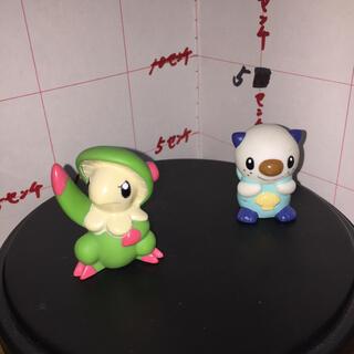 ポケモン - ポケモンキッズ 指人形 任天堂 2個セット