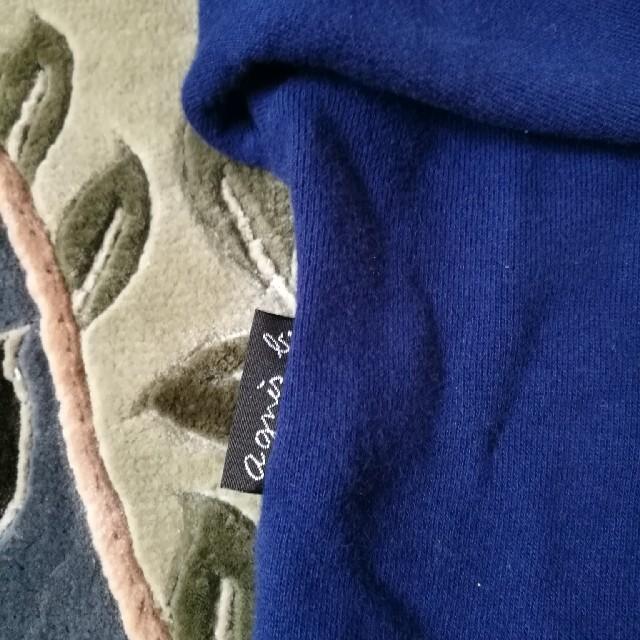 agnes b.(アニエスベー)のagnes b. アニエスベー カーディガン 80 ネイビー キッズ/ベビー/マタニティのベビー服(~85cm)(カーディガン/ボレロ)の商品写真