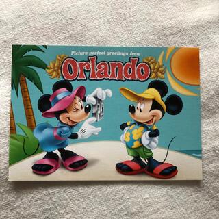 Disney - オーランド(フロリダ)ディズニー限定ポストカード