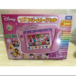 Disney - ドリームトイパッド 新品