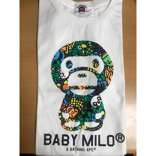 A BATHING APE - A bathing ape baby milo キッズ 140cm