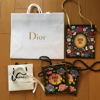 CHANEL - Dior シャネル ANNA SUI ショッピング袋