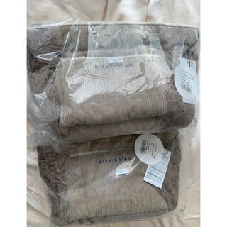 ALEXIA STAM - ALEXIA STAM 巾着バッグ アリシアスタン Drawstring bag