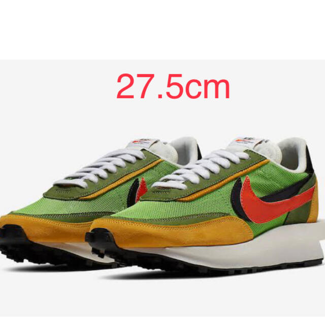 NIKE(ナイキ)のSACAI NIKE LD WAFFLE サカイ ナイキ LDワッフル メンズの靴/シューズ(スニーカー)の商品写真