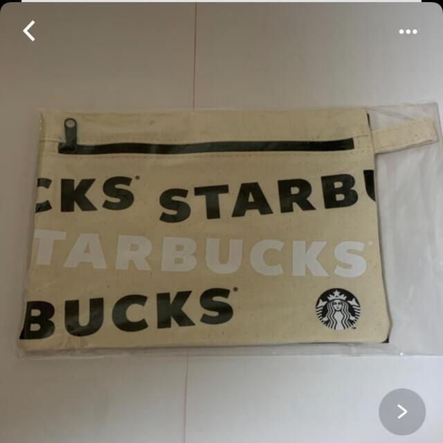 Starbucks Coffee(スターバックスコーヒー)のスタバ ポーチ レディースのファッション小物(ポーチ)の商品写真