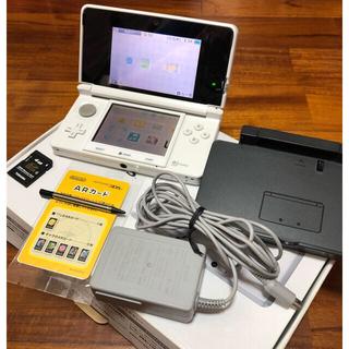 ニンテンドー3DS - Nintendo 3DS  本体ピュアホワイト