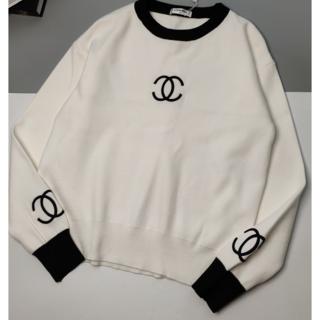 CHANEL - 特恵!極美品 シャネルのセーター