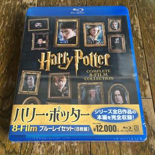 国内正規品 ハリー・ポッター 8-Film ブルーレイセット Blu-ray