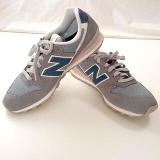 ニューバランス(New Balance)の【美品】ニューバランス*スニーカー*WL996 WS*23cm(スニーカー)