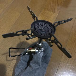 シンフジパートナー(新富士バーナー)のSOTO ウインドマスター フォーレックス付き(ストーブ/コンロ)