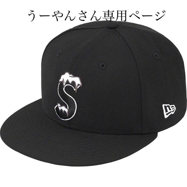Supreme(シュプリーム)のsupreme S Logo New Era メンズの帽子(キャップ)の商品写真