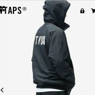 W)taps - 【黒 M】Wtaps ダブルタップス 19AW Incom Jacket 20