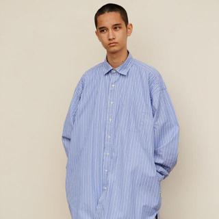 Supreme - BEAMS SSZ × ah コラボビックシャツ ストライプ 美品