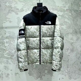 Supreme -  Supreme/The North Face Paper Prin Lサイズ