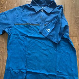 アディダス(adidas)のアディダス ゴルフ ポロシャツ メンズ サイズM 送料無料(ウエア)