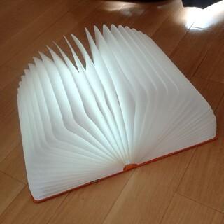 エヌイーシー(NEC)のブック型ライト 畳めるライト  (その他)