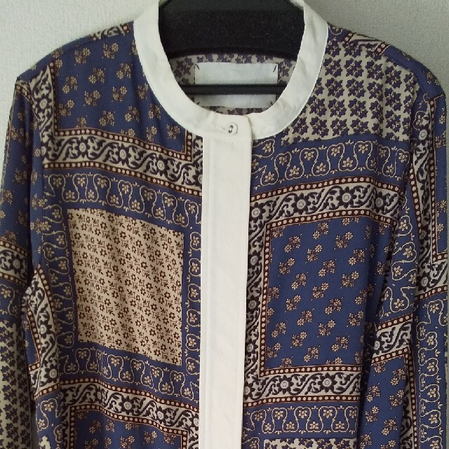 TODAYFUL(トゥデイフル)の週末sale!新品TODAYFU今季のロングシャツ レディースのトップス(シャツ/ブラウス(長袖/七分))の商品写真