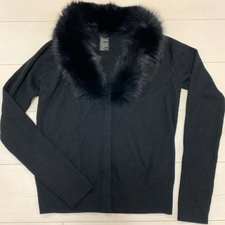ダブルスタンダードクロージング(DOUBLE STANDARD CLOTHING)のダブルスタンダードクロージング BLK(ニット/セーター)