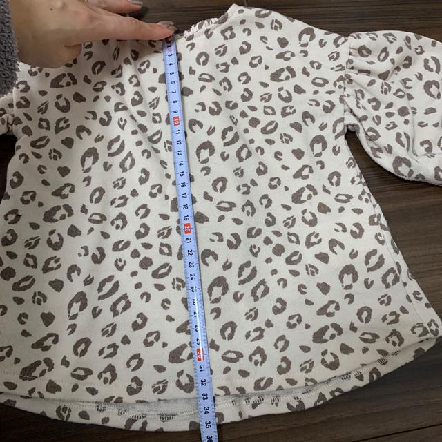 しまむら(シマムラ)のtete a tete  95 キッズ/ベビー/マタニティのキッズ服女の子用(90cm~)(Tシャツ/カットソー)の商品写真