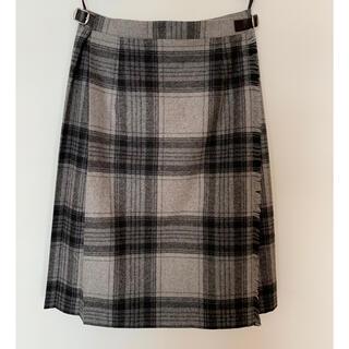 オニール(O'NEILL)のオニールオブダブリン キルトスカート サイズ38(ひざ丈スカート)