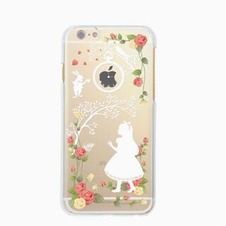 フシギノクニノアリス(ふしぎの国のアリス)のiPhone 6s plus ハードケース 不思議の国のアリス(iPhoneケース)