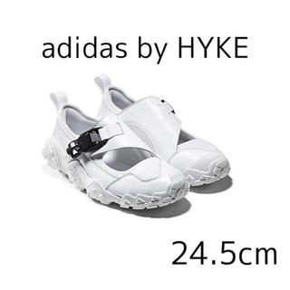 HYKE - adidas by HYKE AH-003 XTA SANDAL WHITE