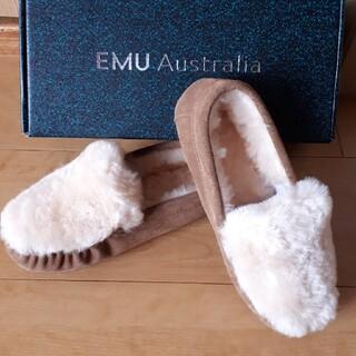 EMU - 新品未使用 EMUモカシン