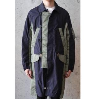 サカイ(sacai)のサイズ2 新品 サカイ コート(ステンカラーコート)
