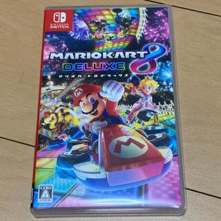 Nintendo Switch - 最終値下げ!マリオカート8デラックス 中古美品⭐︎