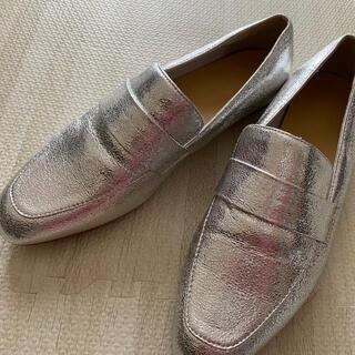 ランダ(RANDA)のRANDA シルバーローファー(ローファー/革靴)