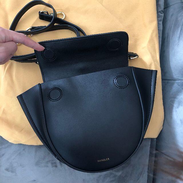 Drawer(ドゥロワー)のwandler ワンドラー オルテンシア ミニ アイコンbag レディースのバッグ(ショルダーバッグ)の商品写真